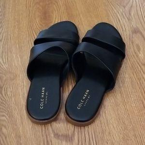 Cole Haan Grand ØS Anika slide sandal blk …